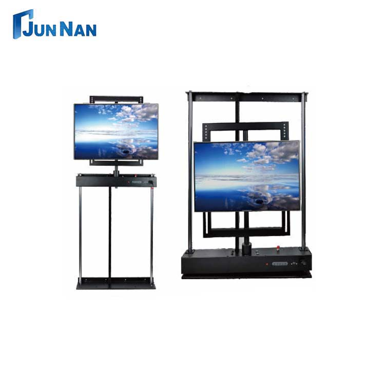 Verborgen tv lift/gemotoriseerde kast lcd tv lift/roterende gemotoriseerde tv lift down en up