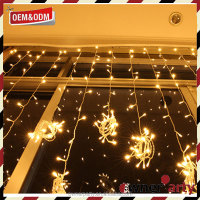 2017 New Custom Gift Hot Sell New Style Party Starry Led Lights Christmas