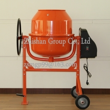 CM185(CM50-CM800) Portable Electric Gasoline Diesel Food Pharmacy Chemical Feed Concrete Stainless Steel Mixer 185L