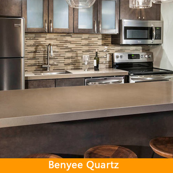 Quartz Countertop Brands : Quartz Kitchen Island Top - Buy Quartz Countertop Companies,Quartz ...