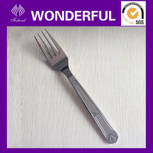 CS5102 real looking plastic silverware fork