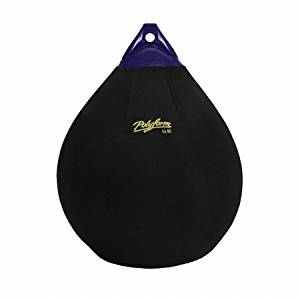 Polyform U.s. EFC-A2 Fender Cover Black Fit For A-2 Ball Style