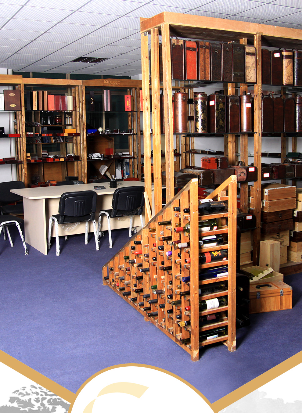 Yiwu Harwoo Handicrafts Co Ltd Wooden Box Watch Box