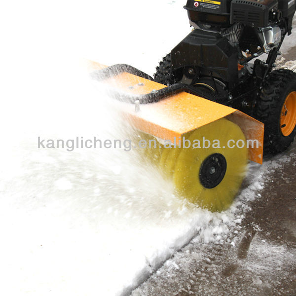 6 5hp Gas Powered Snow Sweeper Buy Sweeper Snow Blower