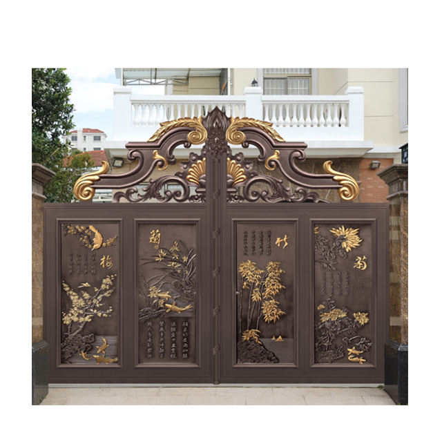 2018 New Design Indian House Main Gate Designs