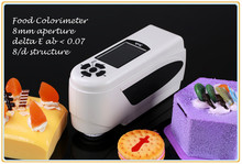 NH300 colorimeter cie lab plasticity test instrument supplier