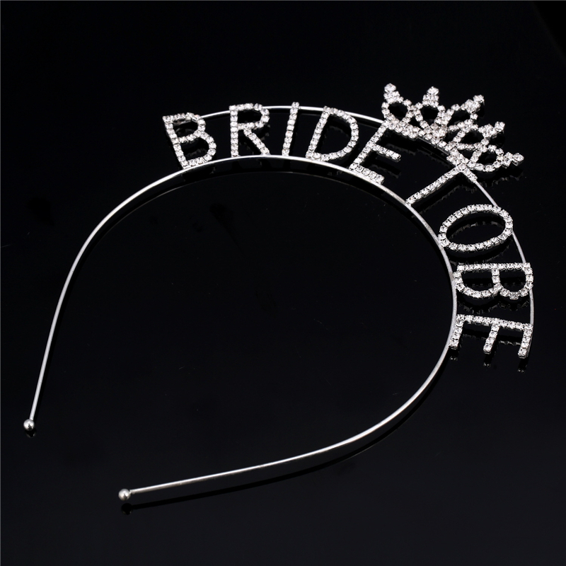 Special exquisite diamond ornament bridal tiara wedding crown shape bridal tiara