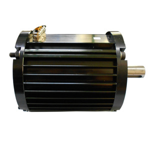 Brushless dc 30kw electric car motor dc gear motor for electric vehicles