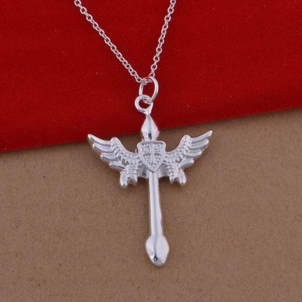 Religieux chrétien articles mode bijoux croix collier, Aigle oiseaux à  vendre Costume bijoux croix