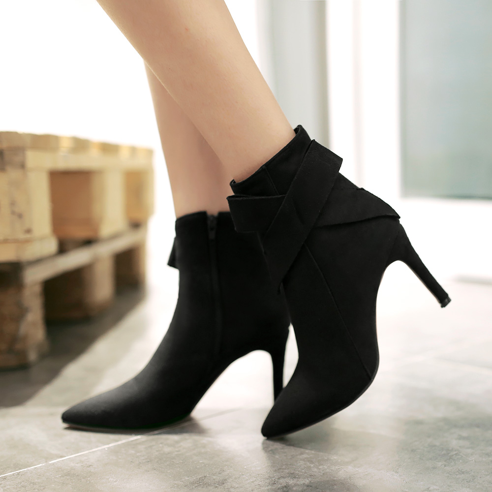 Strapless Heels Shoes