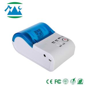 Factory price Handy 58mm MINI Bluetooth POS Barcode Thermal Printer