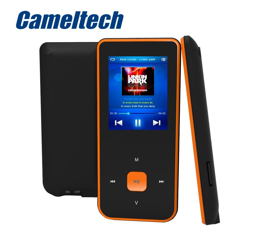 2017 high quality mp3 mp4 player with fm radio,recording,pictures.