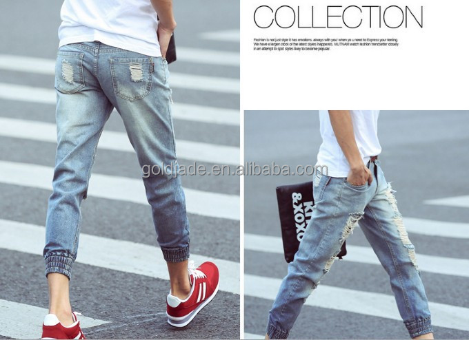 Wholesale Men Latest Design Jeans Pants,2015 Funky Men Jeans,New ...