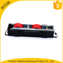 Steel Window Roller Pulley Bearings Window Roller Plastic Pulley Door & Window Rollers