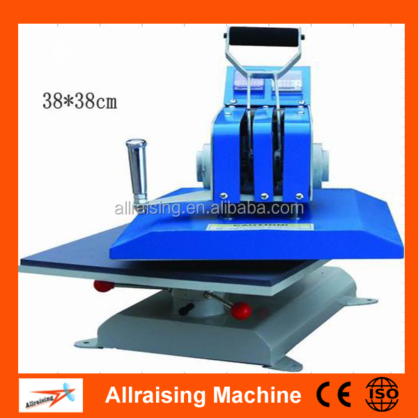 Commercial t-shirt Heat Transfer Press Sublimatin Machine with CE Approved
