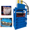Hydraulic Scrap Metal Baler Aluminum Scrap Baler Metal Baling Machine