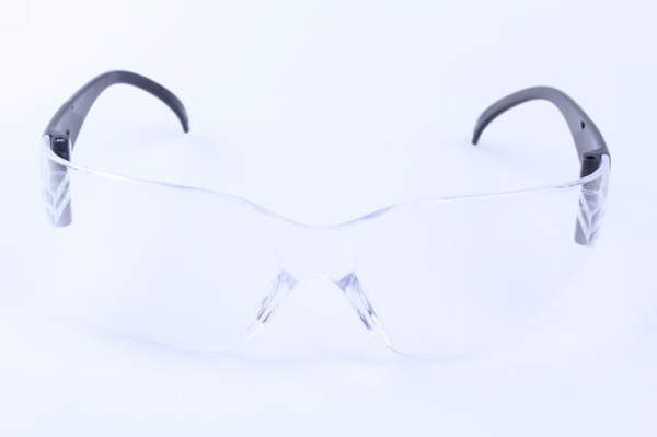 China factory Protective Glasses with transparent lens