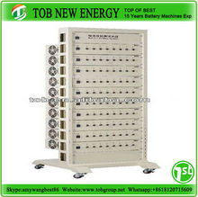 Lap-top battery formation machine for lithium ion battery capacity testing equipment