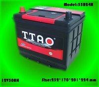 Sealed Mf Storage Toyota 12 Volt 65 Ah Car Battery