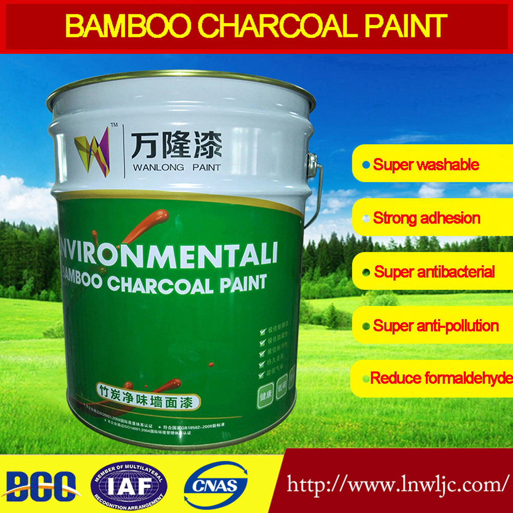 Interior wall decoration coating in building coating Acrylic latex paint made in china