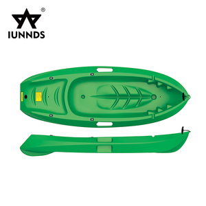 Wholesale cheap sit on top plastic double sea kayaks