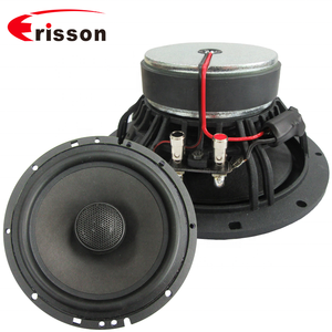 ERISSON OEM Wholesale Factory 6.5 inch 25 Watts Coaxial 2-way Car Speaker