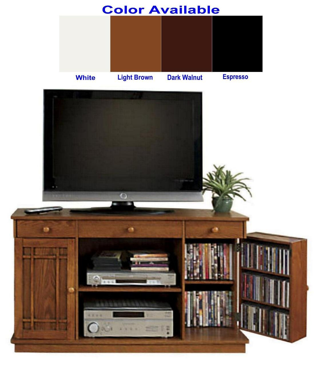 Wd 2980 Tv Stand W Media Storage Cabinet Product On Alibaba