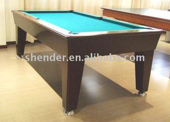 Mdf 7ft Duke Inglés/billar Mesa De Comedor - Buy Snooker Chino ...