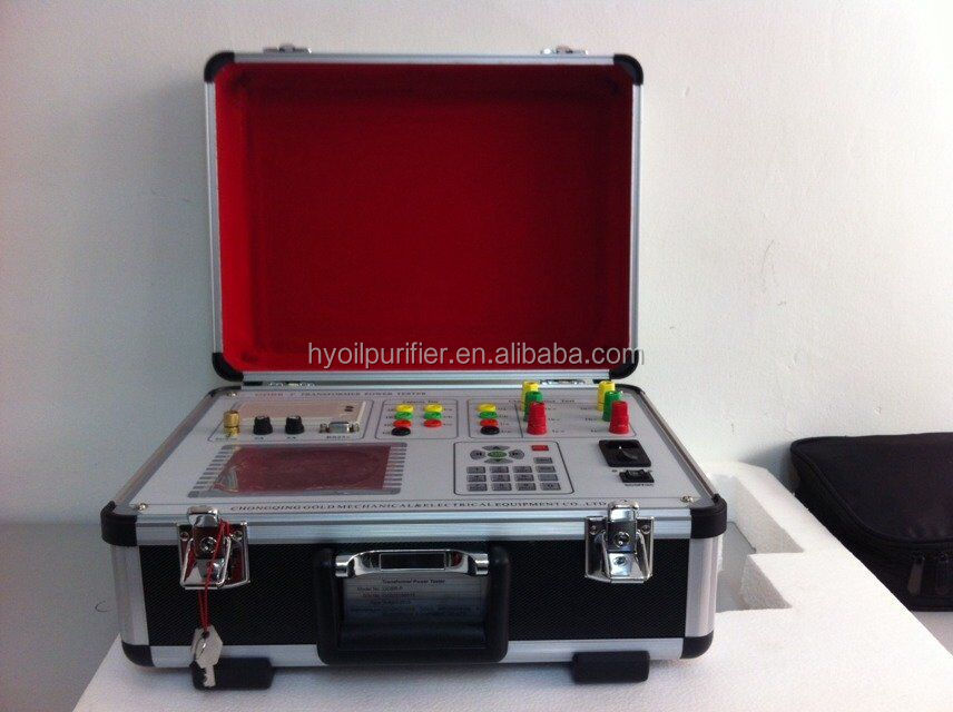 GD-P Transformer Load, No Load Tester, Capacity Tester