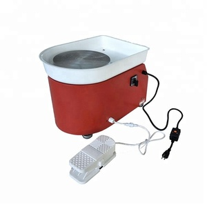 MTB 70LB 230W Kids DIY Toy Electric Pottery Wheel Clay Art,Pottery Making Equipment Machine for Ceramics