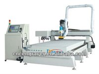 TS wood router cnc 1325 for relief carving, furniture processing, decorate doors and windows etc
