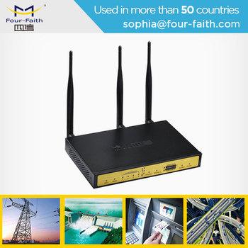 F3434 Industrial 3g Hspa+ Sim Card Wireless Ethernet M2m Modem ...