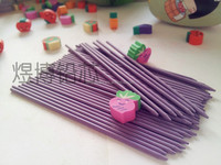 2.0mm gift multi colored pencil lead refill for drawing picture(purple color)