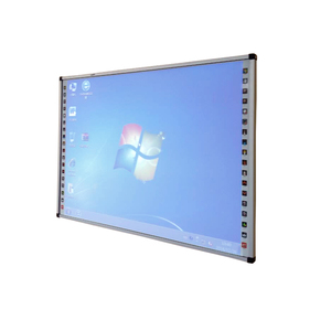 Educational equipment Multi writing electronic portable smart interactive white board,touch screen interactive whiteboard