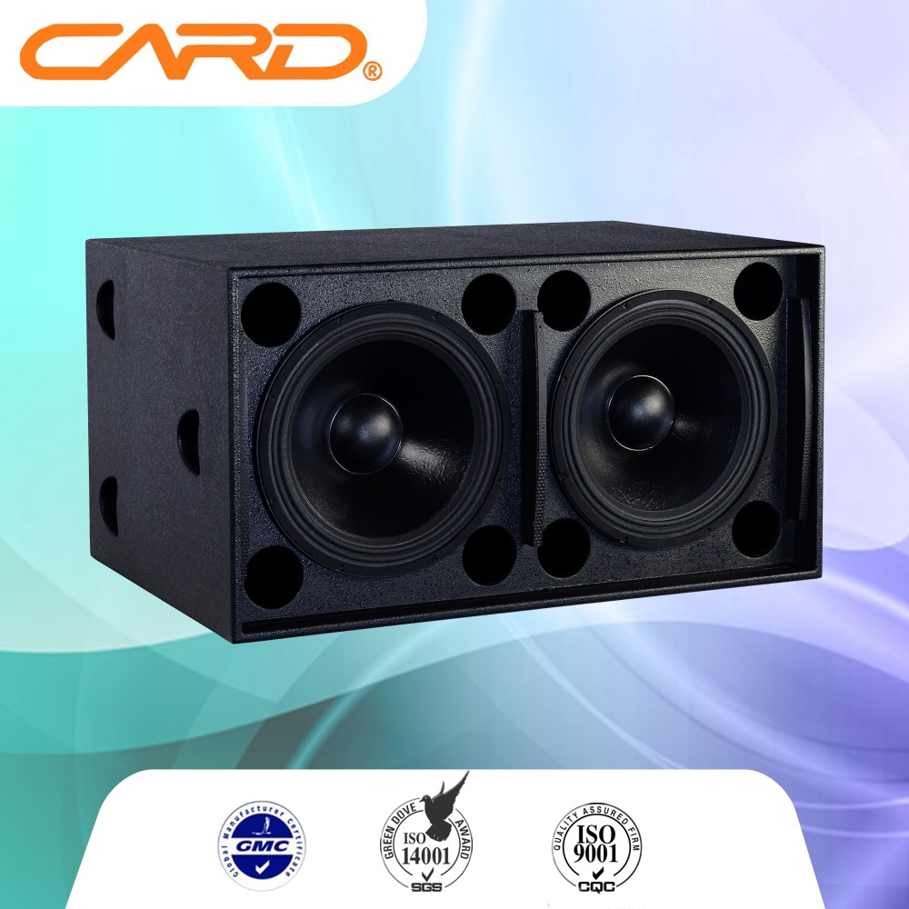 DJ music use 1200w high power strong bass subwoofer concert sound system