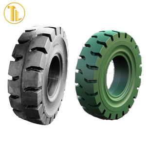 Good price 20.5-25 solid OTR tires solid loader tire with wheel