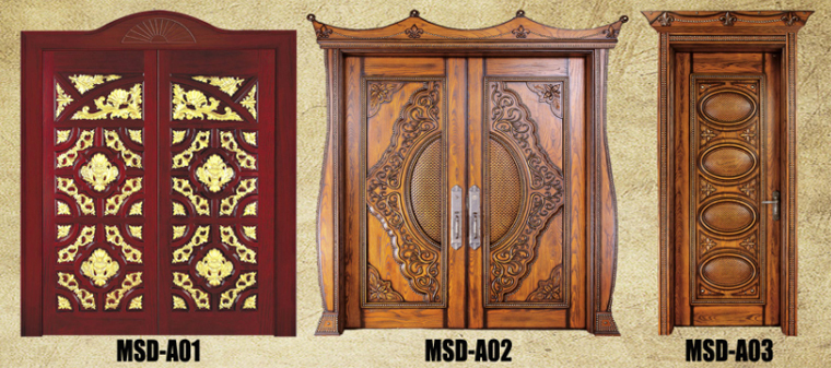 Ready Made Apartment Building Wooden Entry Doors Karachi Buy
