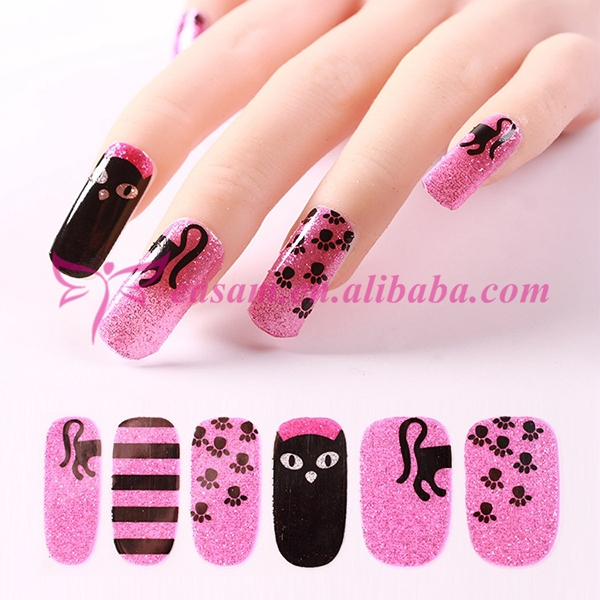 New fashion design korea nail stickersticker for nail artnail new fashion design korea nail stickersticker for nail artnail stickers for girls prinsesfo Choice Image
