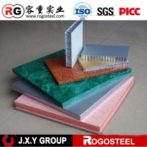 aluminium honeycomb cladding panel