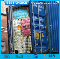 China company recycled and reuse scrap foam plastic recycling