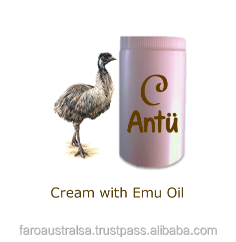 Natural Cream with Emu Oil in bulk
