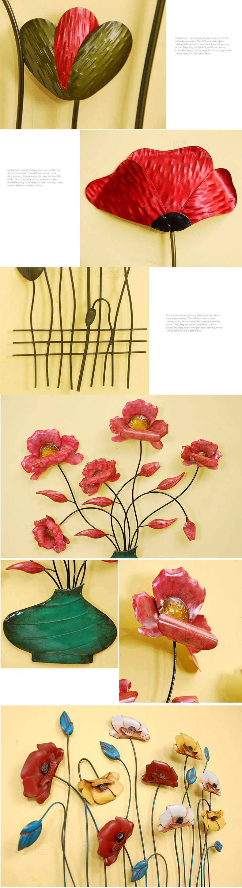Unique Wholesale Metal Wall Decor Elaboration - Wall Art Collections ...