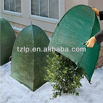 Hdpe Shade Garden Plastic Plant Winter Shrub Cover Buy