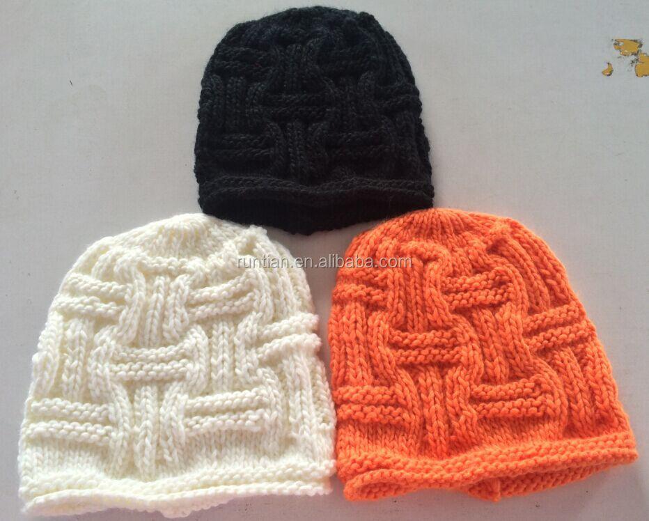 Mode Verschiedenen Farben 100% Acryl Kostenlose Muster Stricken ...