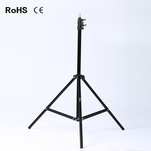 professional 2 meter phone camera light video shooting tripod stand