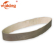 Flexible Diamond Abrasive Sanding Belt For Glass