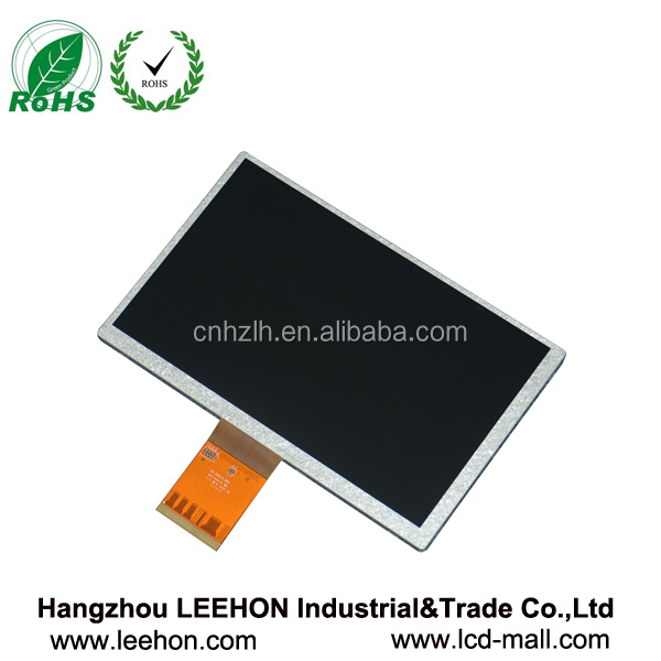 "AUO 7"" transparent lcd module for car video A070VW08 V2"