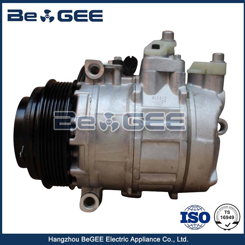 7SBU16C Car Compressor For W124, W210, W202 OEM447100-6820/447100-9233 Auto Parts Ac Compressor