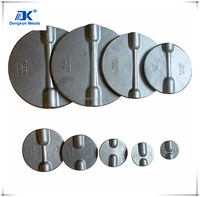 forging parts Forged cover factory iso 9001 OEM ODM service provided