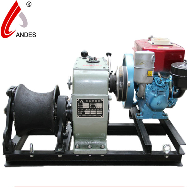 Andes Forestry Diesel Engine Winch For Engineering Use - Buy High Quality  Forestry Diesel Engine Winch,Diesel Engine Driven Winch For Engineering
